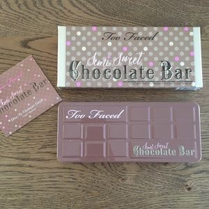 Too Faced Semisweet Chocolate Palette GUC